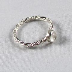 Angel Moon Ring