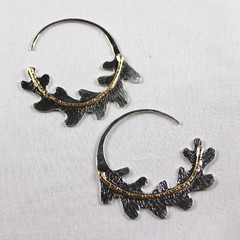 Fernalicious Hoop Earrings
