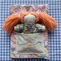 Sleepy Time Doll and Bed