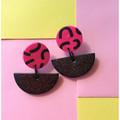 Pink Smiles Earrings
