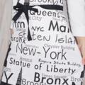 New York City Womens Kitchen Apron FREE Post!