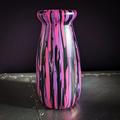 Neon Nights Vase
