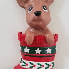 Kangaroo Christmas Ornament