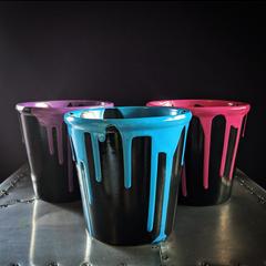 Paint Drip Pot