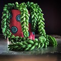 Candy Swirl Pot