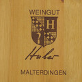 Weingut Hubert Wooden Tray