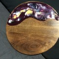 Resin Art Cheeseboard