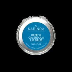 Hemp & Calendula Lip Balm