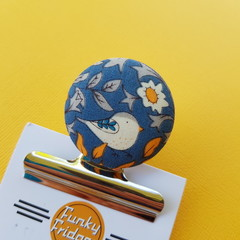 Little Birdie Magnetic Bulldog Clip