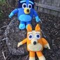 Bluee / Dingo / Toy / Softie / Dress-up
