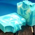 Mint Swirl  Soap Bar