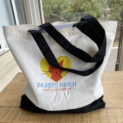 Ingrid's Haven Branded Tote