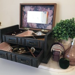 Jewellery box - Jewelry Armoire - JewelleryBox