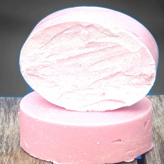 Rose Pink Sea salt Bar