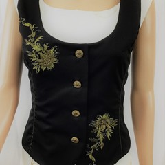 Ladies Vest UK Size 16 by Juleonie with free delivery