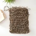 Hemp Crochet Bath Mitt