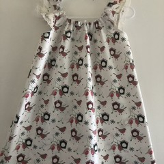 Summer dress for a 3 year old