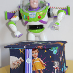 Toy Story 4 Keepsake Fabric Box - Children's trinket Box