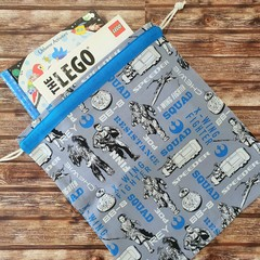 Drawstring Bag/Library/Toy/Cot Sheet Bag