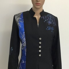 Jacket made to order by Juleonie with Free Postage