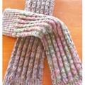 Knitting Pattern - PDF. Twist Pattern Legwarmers