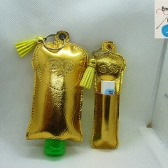 C3PO - Embroidered Hand Sanitiser Case/ Lip Balm Holder (Star Wars)