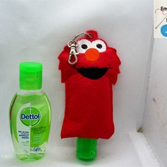 ELMO - Hand sanitiser Holder Case