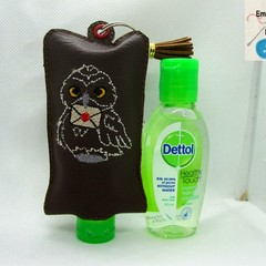 HEDWIG - Hand Sanitiser Holder / Lip Balm Case (Harry Potter)