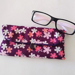 MULTI POUCH - PURPLE - SAKURA
