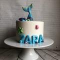 Personalised Mermaid Cake Decorating Set
