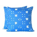 Blue Pillow Covers 18 x 18