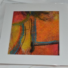 Felted Fibre Art