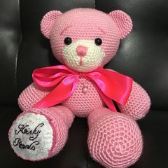 Personalised teddy!
