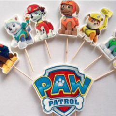 Paw Patrol Cake Decorating Set