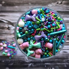Special Mermaid Sprinkle Blend