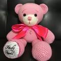 Personalised teddy!