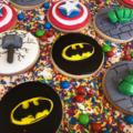Avengers Superhero Cookies