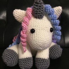 Unicorn softee
