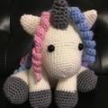 Unicorn softee