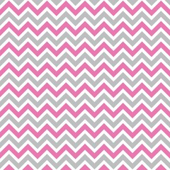 PINK AND GREY CHEVRON ENVELOPES