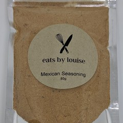 Mexican Seasoning - 80g