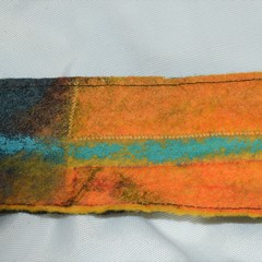 Felted Book Mark
