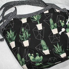 Cactus Bucket bag