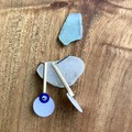 Sequins Stud earrings