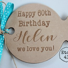 Personalised Occasion Key