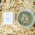 Lemon Ginger Zinger Organic Herbal Infusion