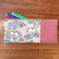 Pencil Case -Unicorn