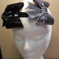 Bow headband #1