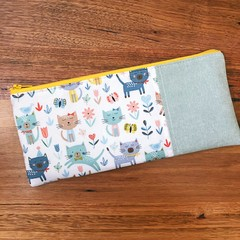 Pencil Case - Cats