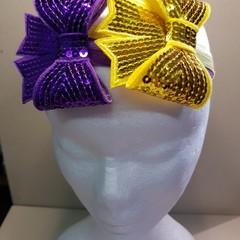 Bow headband #2